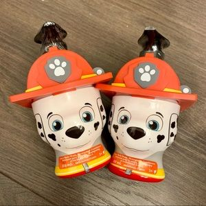 Paw patrol 3 in 1 body wash shampoo conditioner